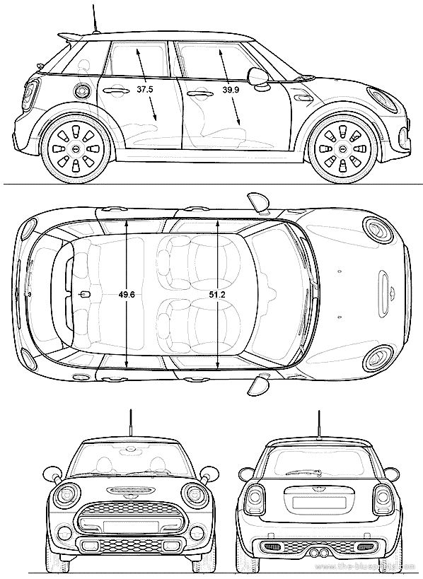 Stunning Cars Blueprints Photos - Electrical and Wiring Diagram ...