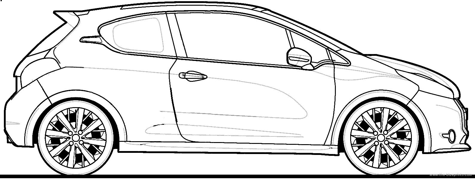 blueprints  u0026gt  cars  u0026gt  peugeot  u0026gt  peugeot 208 gti  2015