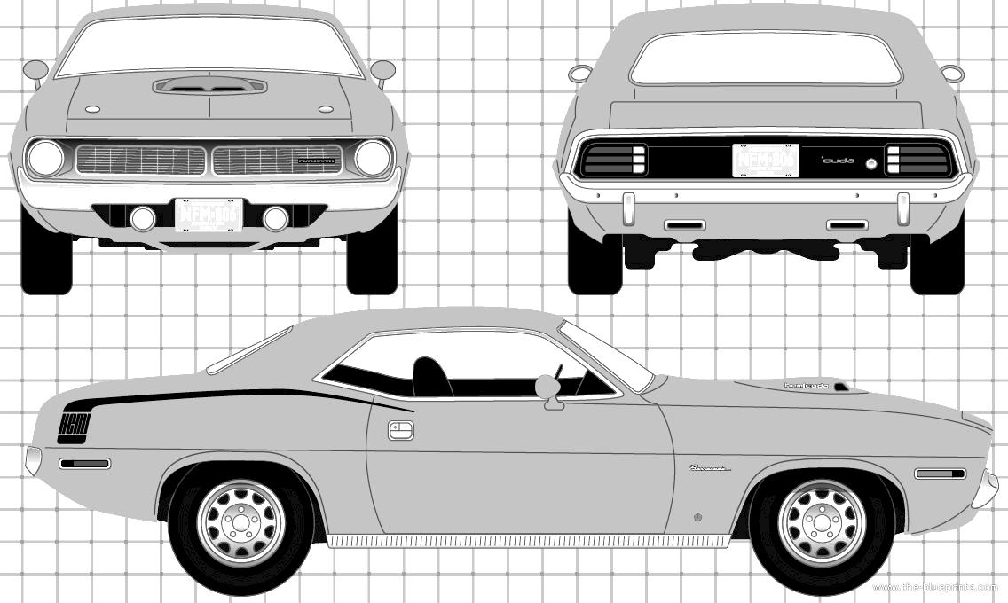 Ungewöhnlich Muscle Car Blaupausen Zeitgenössisch - Elektrische ...