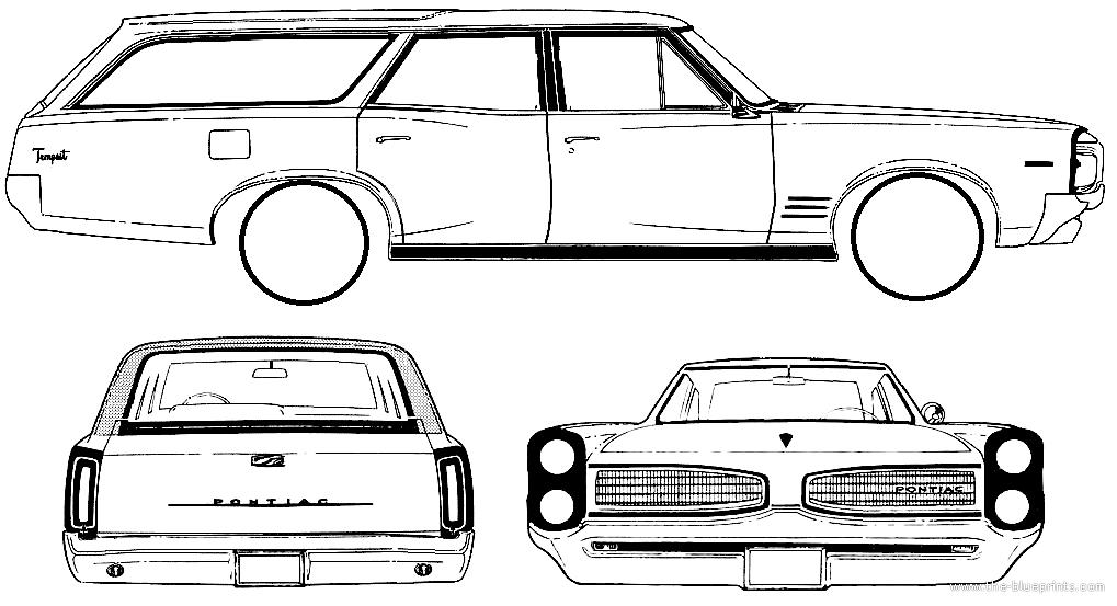 blueprints  u0026gt  cars  u0026gt  pontiac  u0026gt  pontiac tempest safari
