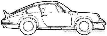 blueprints  u0026gt  cars  u0026gt  porsche  u0026gt  porsche 911 carrera 2 7  1973