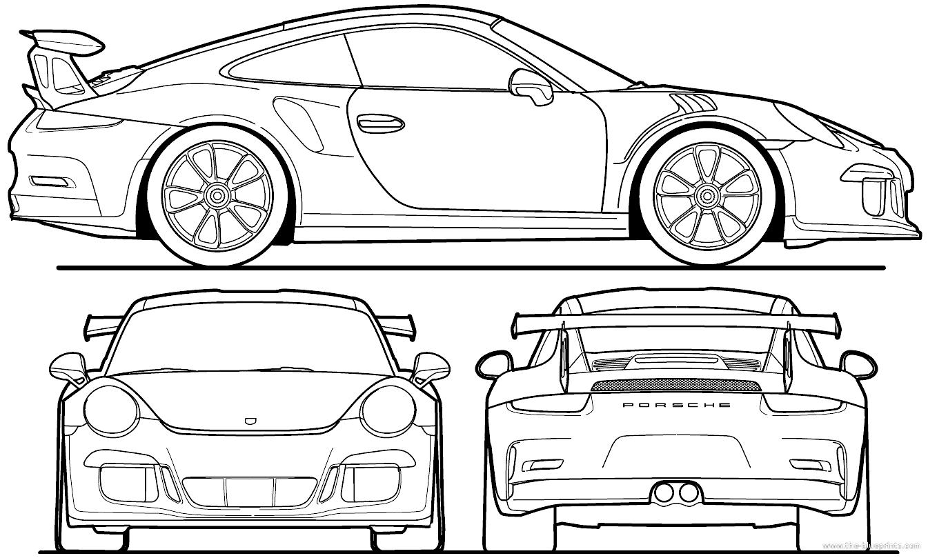 blueprints  u0026gt  cars  u0026gt  porsche  u0026gt  porsche 911 gt3 rs  2016