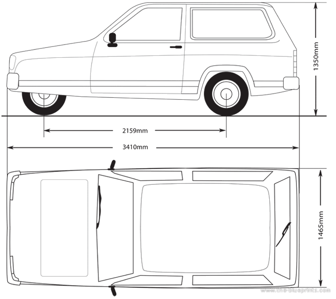 Blueprints cars reliant reliant robin reliant robin malvernweather Images