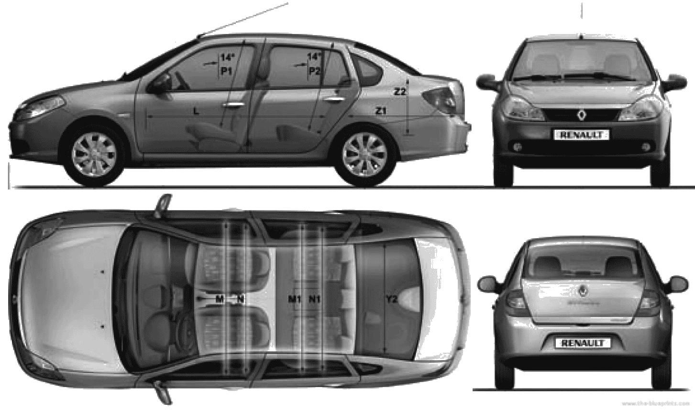 Vector Requests Renault Symbol 2010