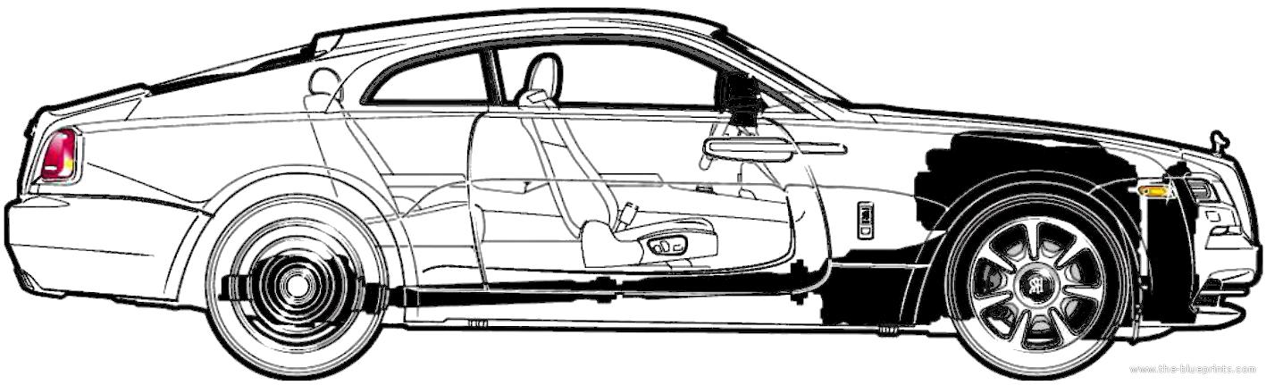 Rolls Royce Wraith Dimensions Rolls-royce Wraith 2014