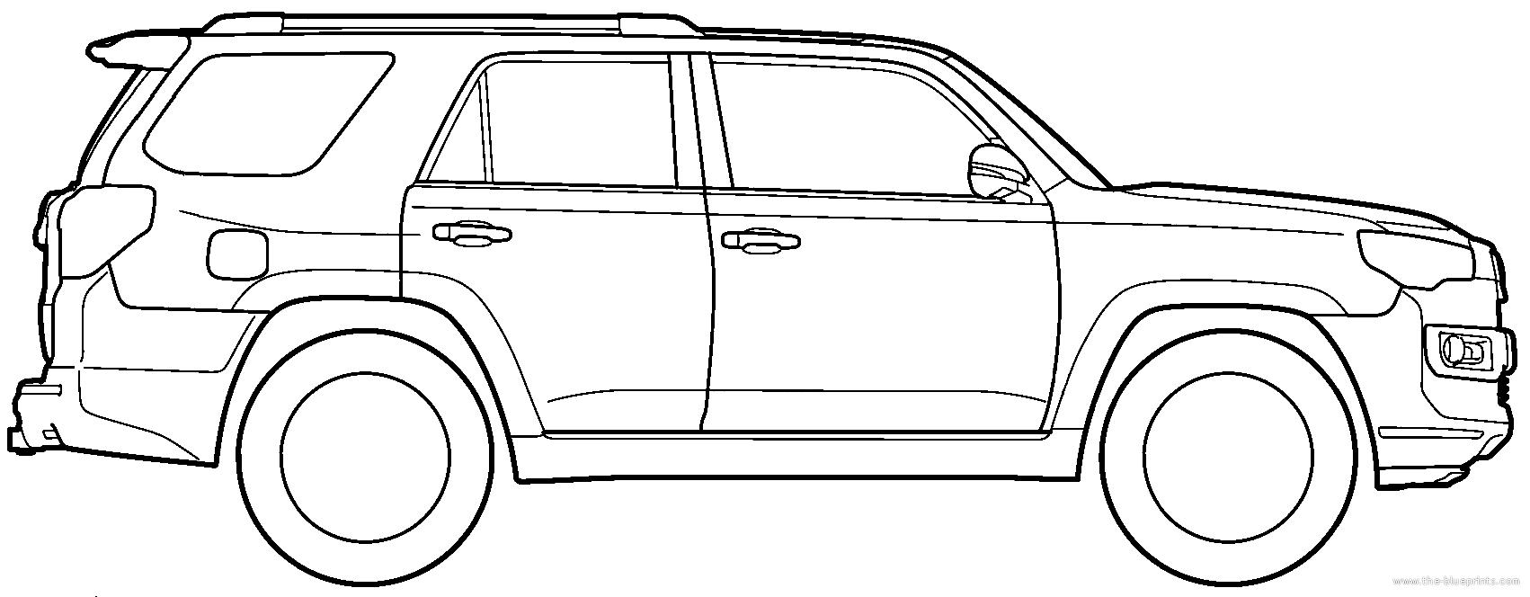 blueprints  u0026gt  cars  u0026gt  toyota  u0026gt  toyota 4runner  2015