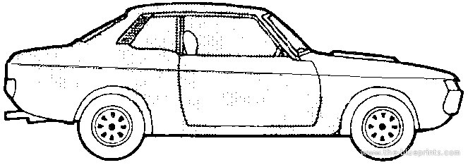 blueprints  u0026gt  cars  u0026gt  toyota  u0026gt  toyota celica 1 6 st  1972