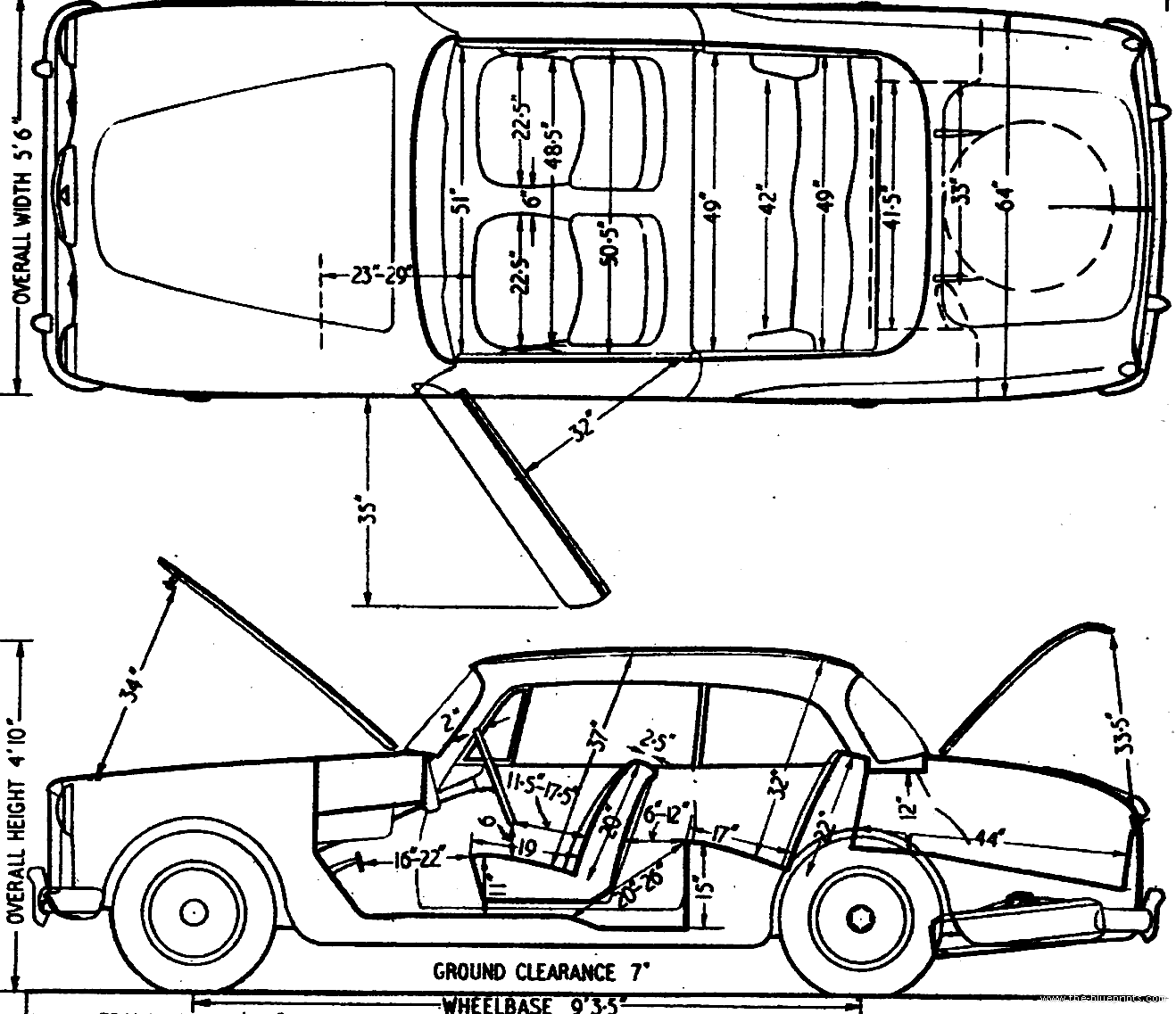 blueprints  u0026gt  cars  u0026gt  various cars  u0026gt  alvis td21  1962