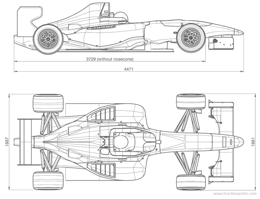 Blueprints cars various cars dallara gp3 car dallara gp3 car malvernweather Gallery