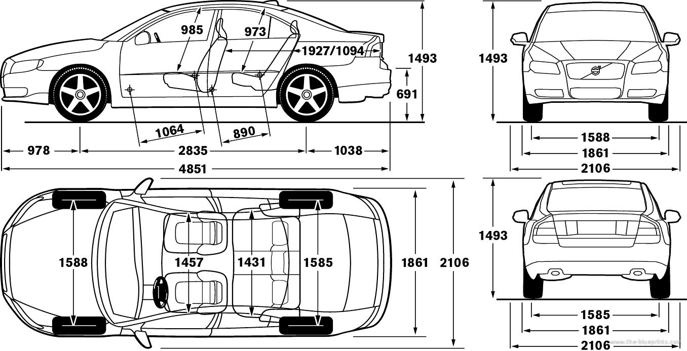 Volvo S90  V90  V90 Cross Country 201516  Le Topic