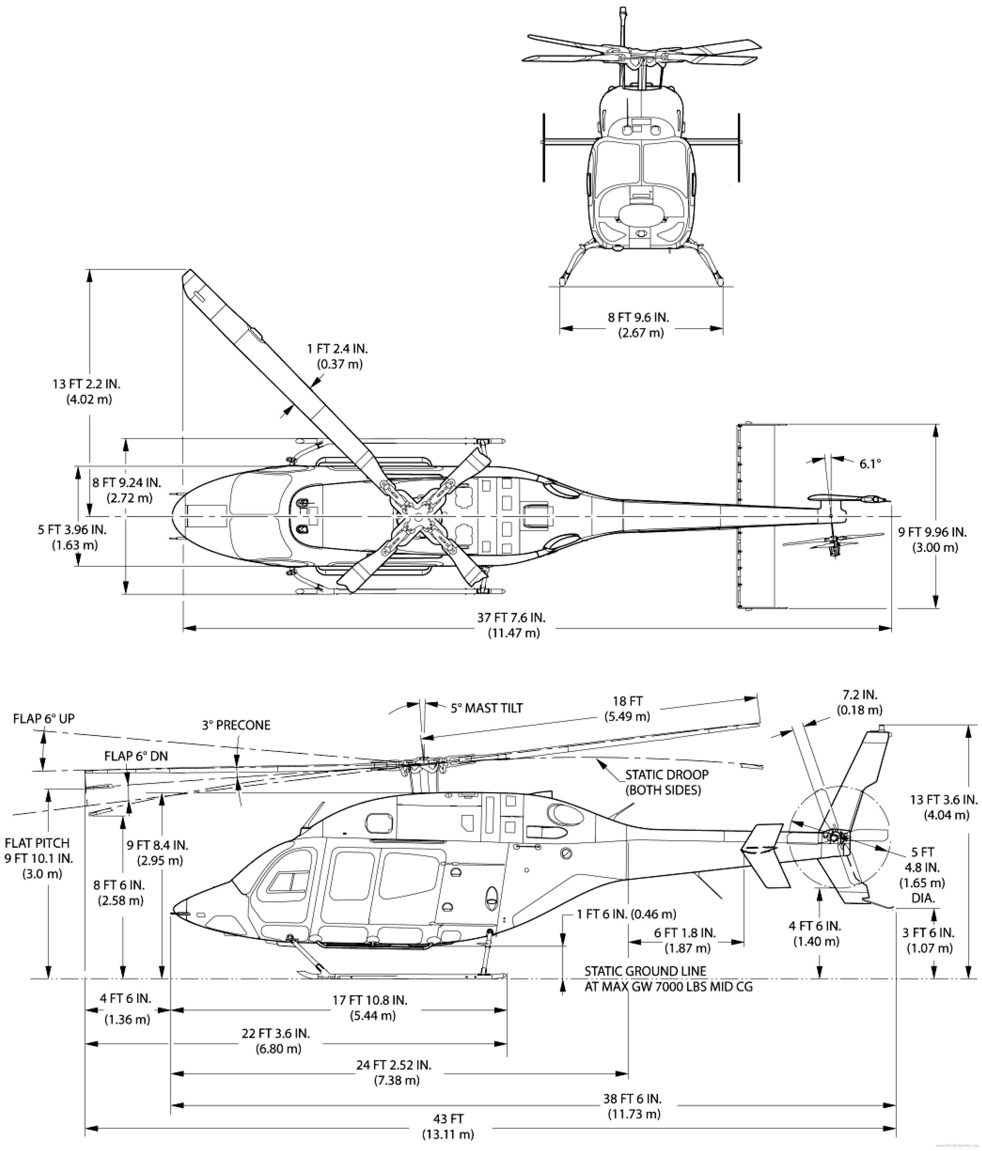 bell helicopter blueprint with Bell 429 on 107 likewise Bell 407 additionally EC145T2 Specs moreover Blue Thunder in addition Spaceship Parts.