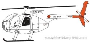 Hughes OH-6D (Kawasaki)