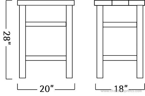 The Blueprints Blueprints Miscellaneous Furniture