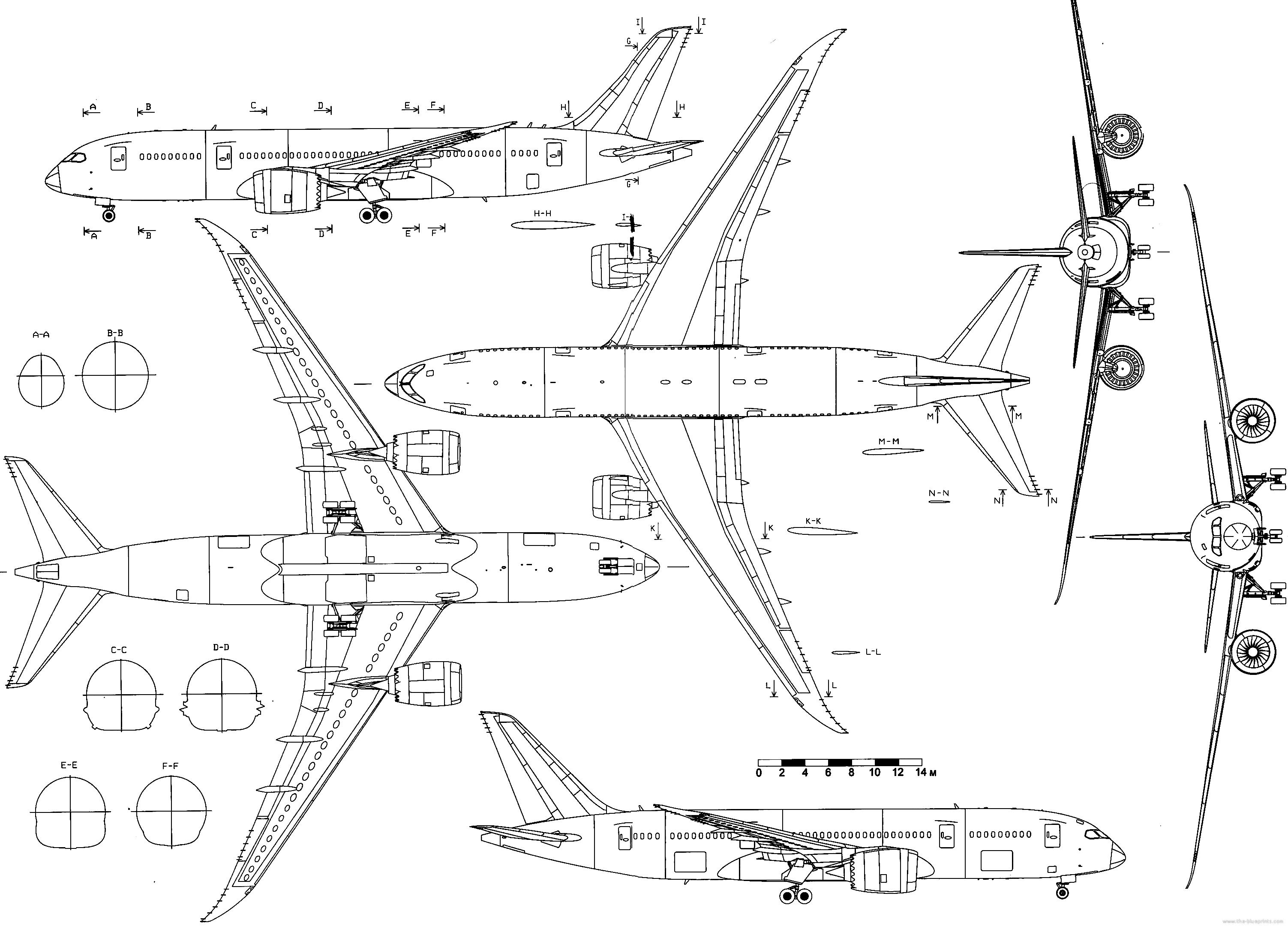boeing 787 blueprints related keywords
