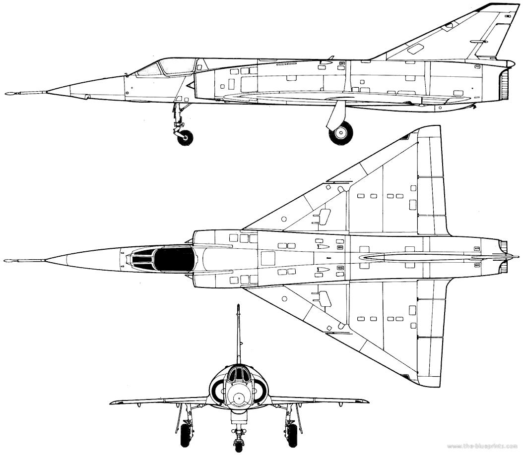 blueprints  u0026gt  modern airplanes  u0026gt  dassault  u0026gt  dassault mirage 5