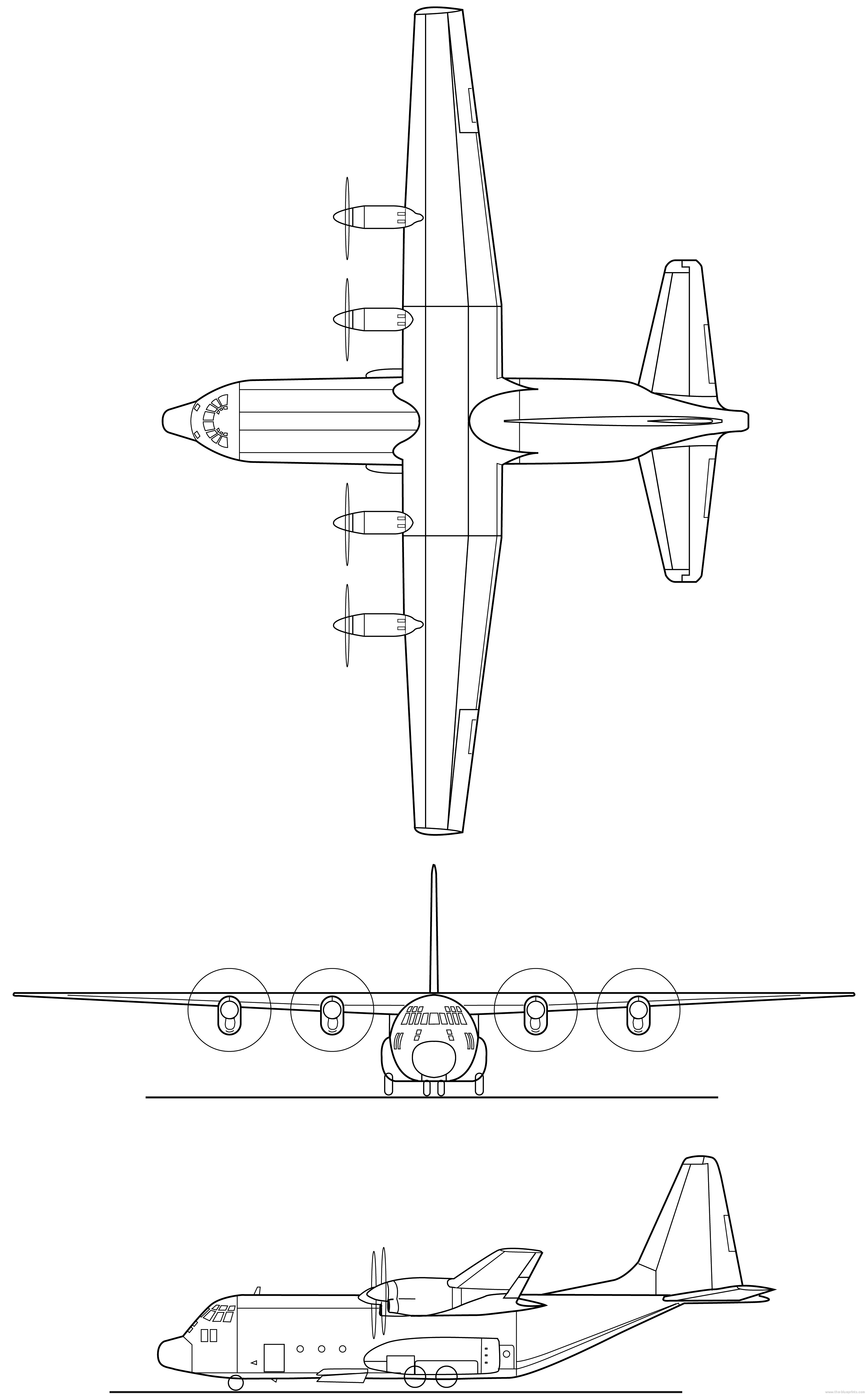 C 130 blueprints pictures to pin on pinterest pinsdaddy for Find blueprints