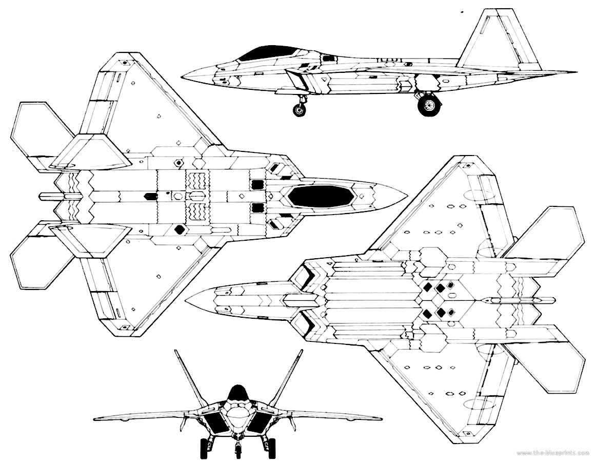 The blueprints modern airplanes for Blueprint sizes