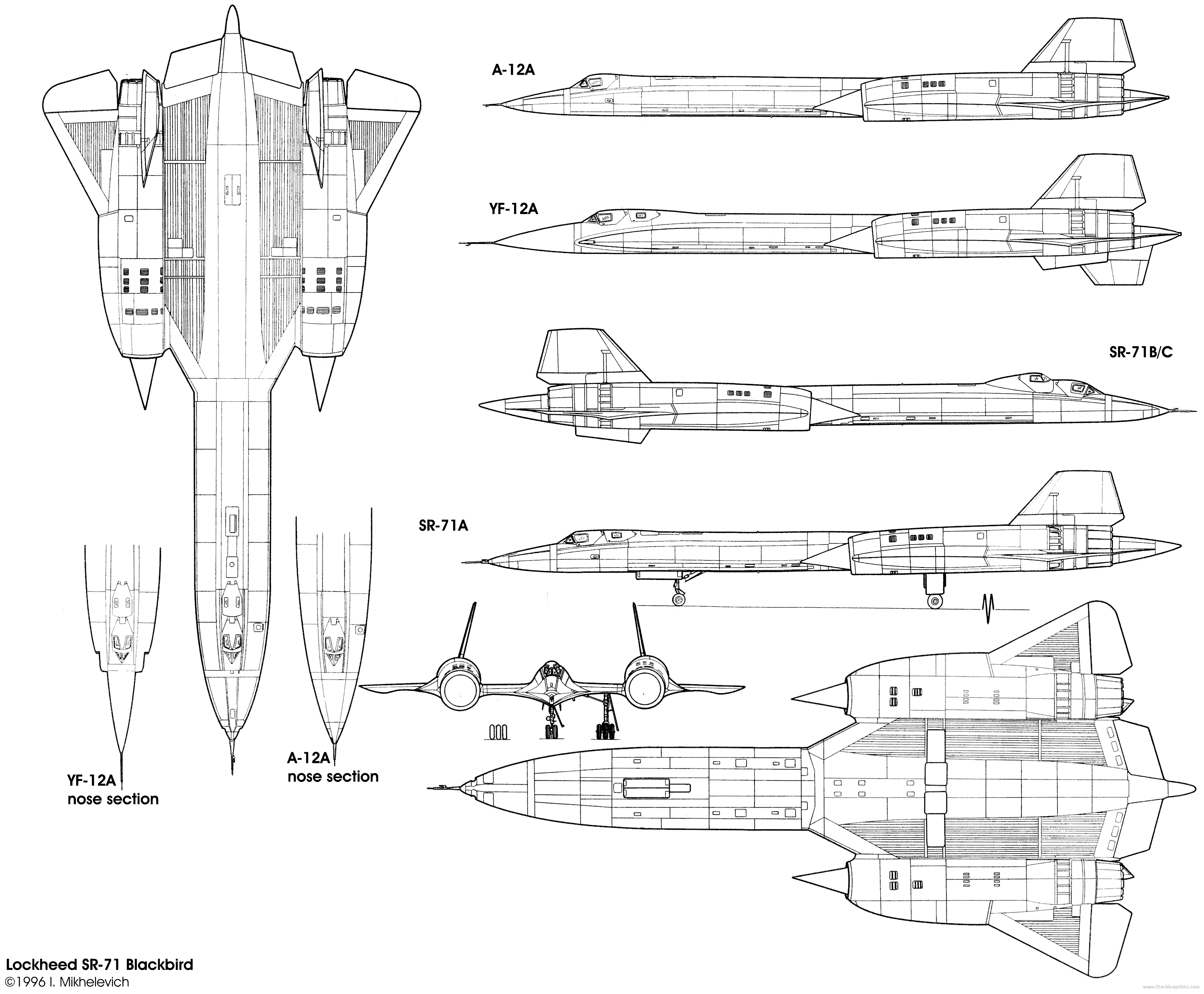 The-Blueprints.com - Blueprints > Modern airplanes ...