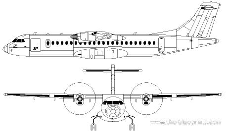 The Blueprints Com Blueprints Gt Modern Airplanes