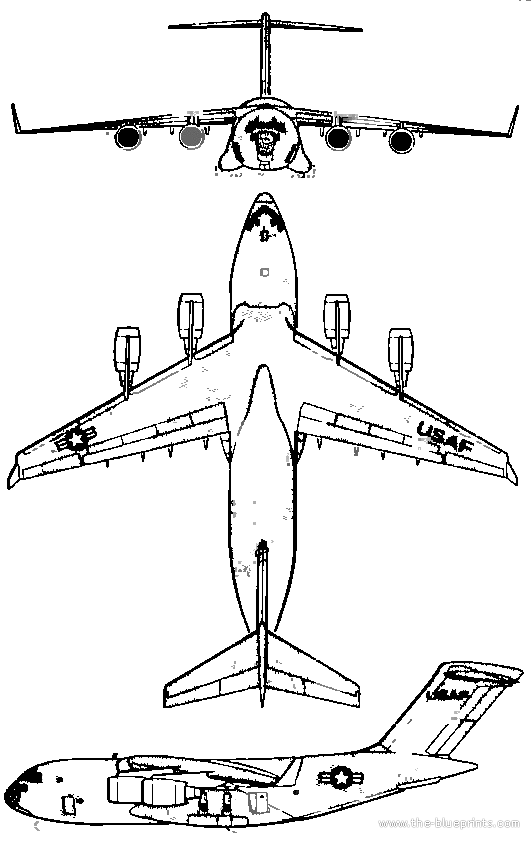 Globemaster C 17 Blueprint Related Keywords Suggestions