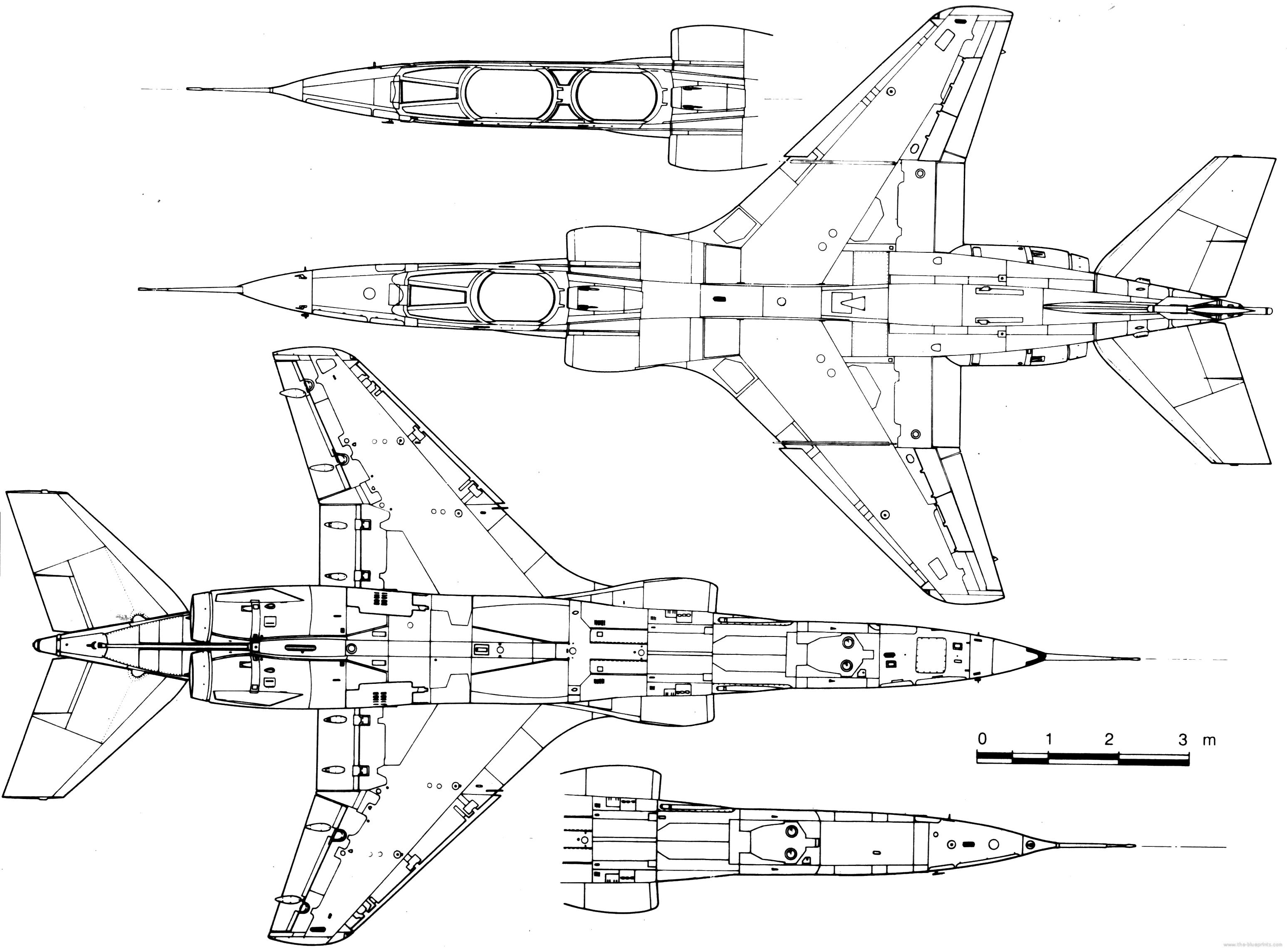 Line Drawing Jaguar : Sepecat jaguar drawings
