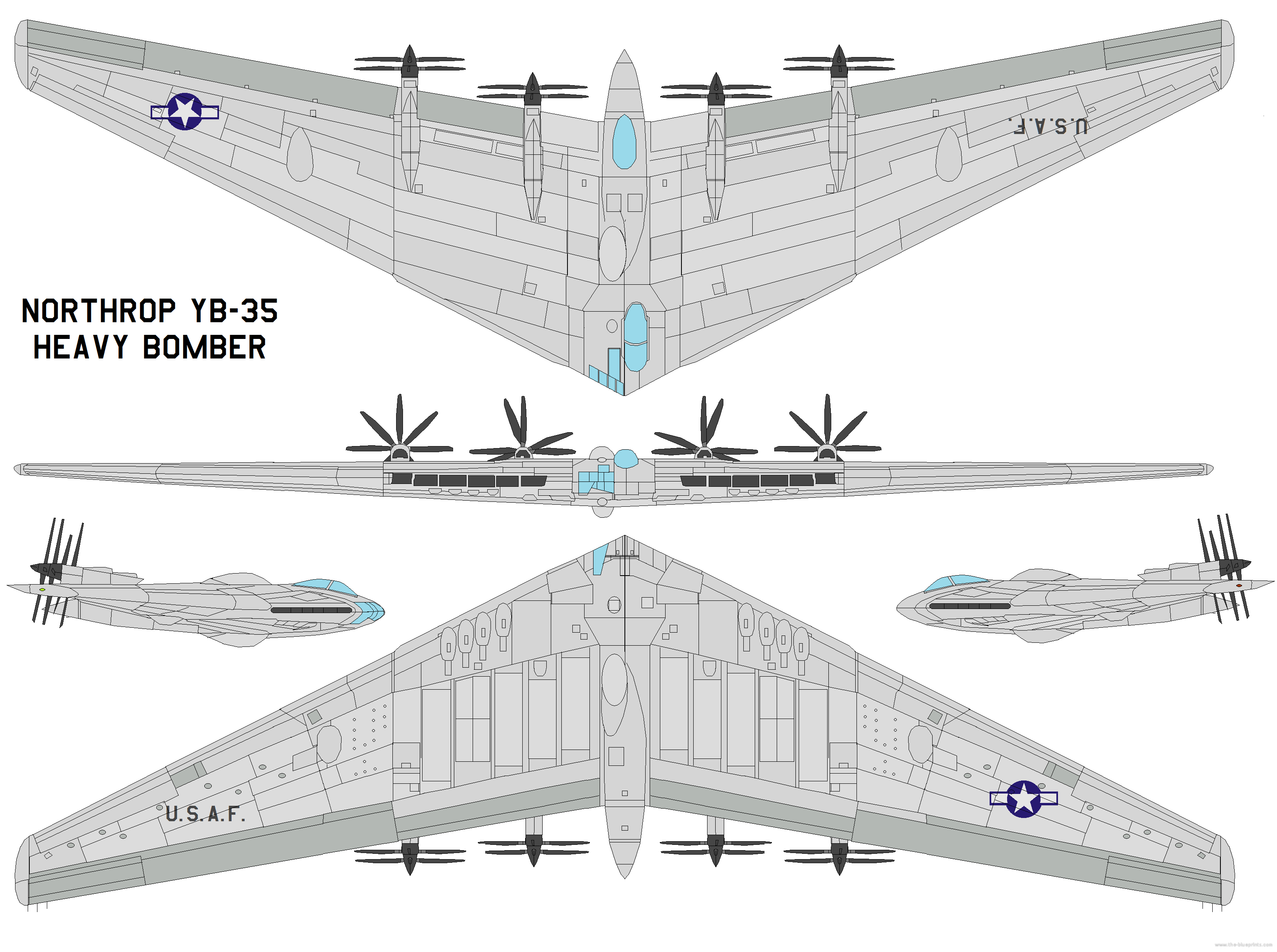 Проект YB-35