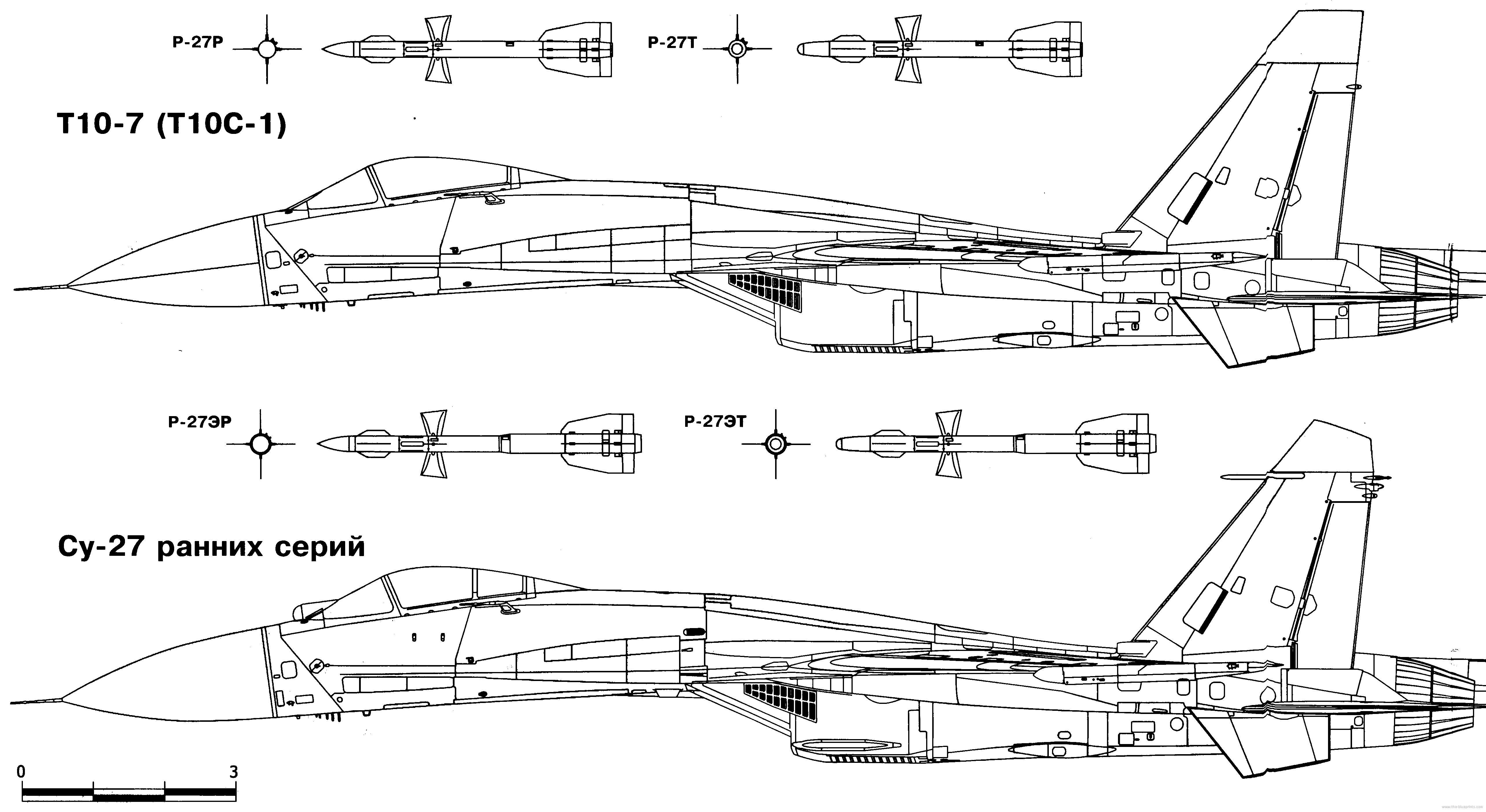 sukhojj su 27 11 the blueprints com blueprints \u003e modern airplanes \u003e sukhoi su-27 em diagram at crackthecode.co