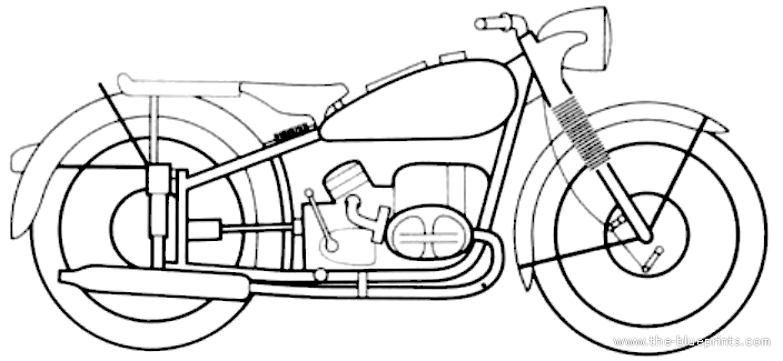 Bmw R80 Wiring Diagram