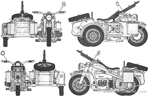 motorcycle sidecar for bmw bmw motorcycle truck wiring
