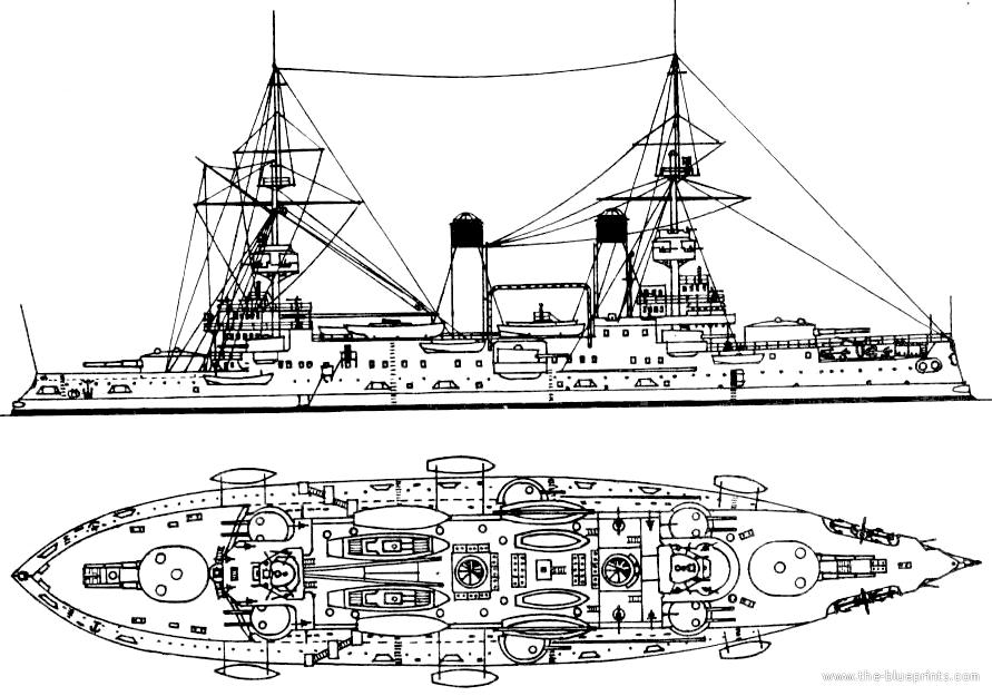 Blueprints ships battleships ussr russia tsesarevich russia tsesarevich battleship malvernweather Images