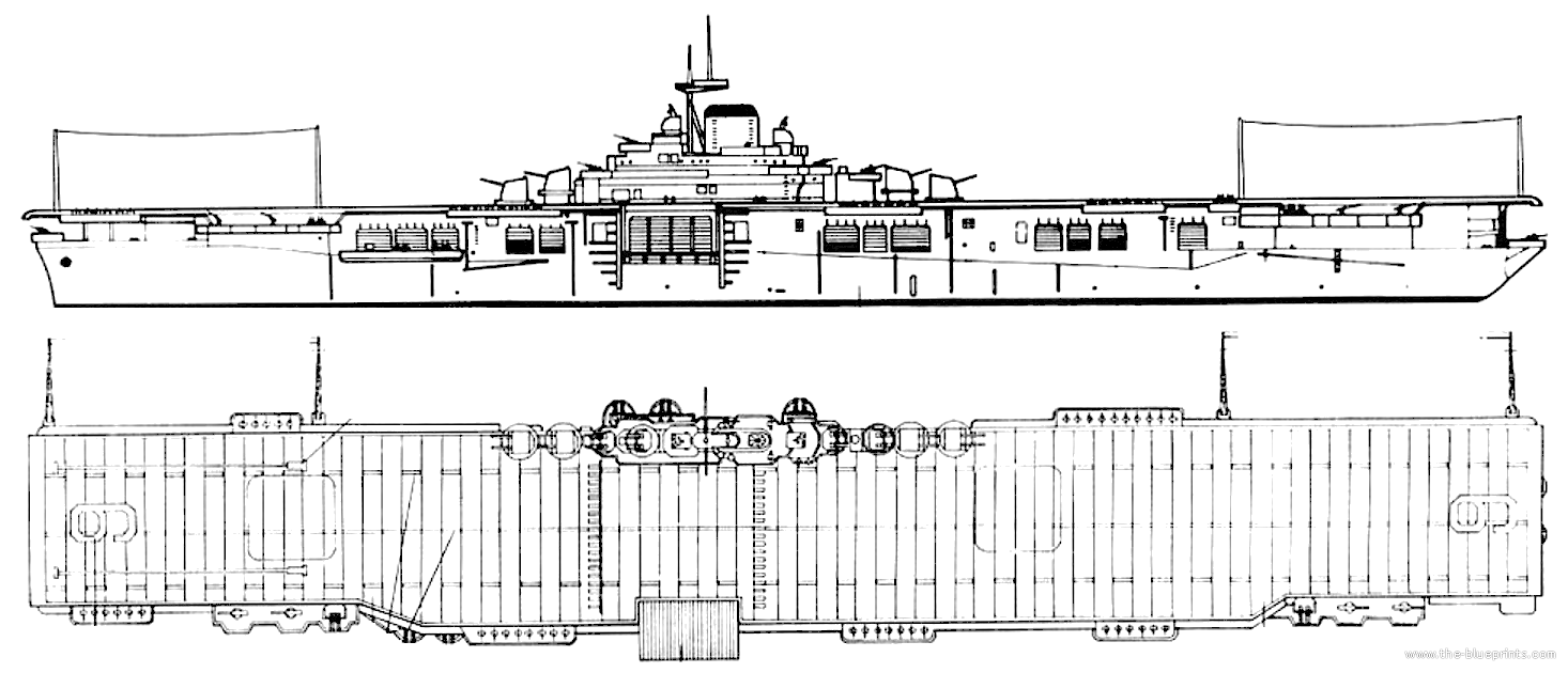 Blueprints ships carriers us uss cv 9 essex aircraft carrier uss cv 9 essex aircraft carrier malvernweather Image collections