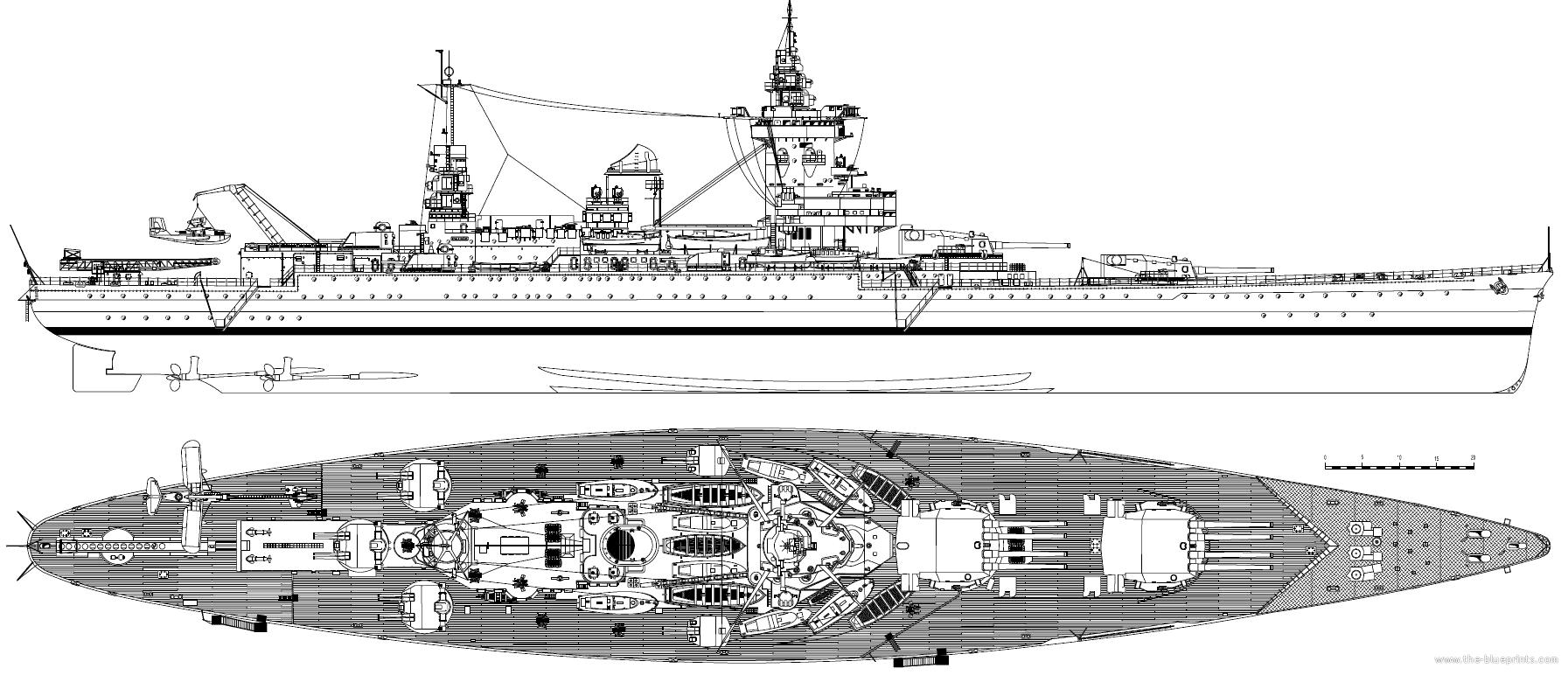 Blueprints ships ships france nmf strasbourg battleship 1942 nmf strasbourg battleship 1942 malvernweather Images