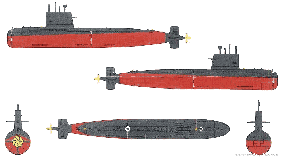 Blueprints > Ships > Ships (Other) > PRC Type 039 (Submarine)