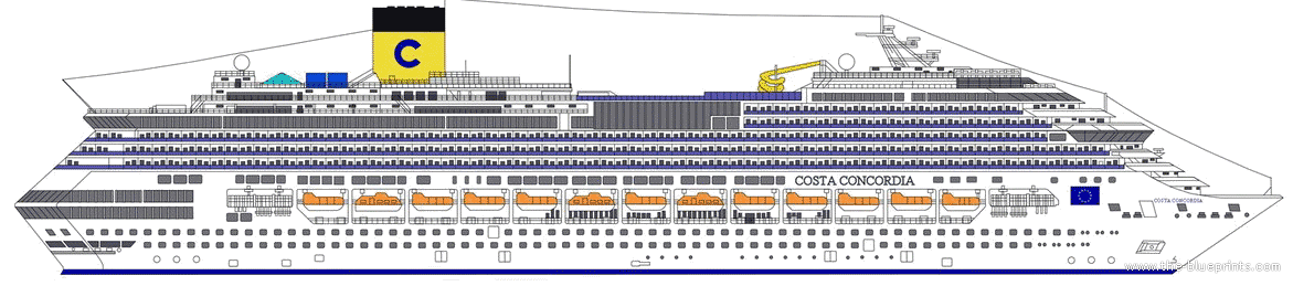 Cruise Ship Blueprint Pdf Woodworking