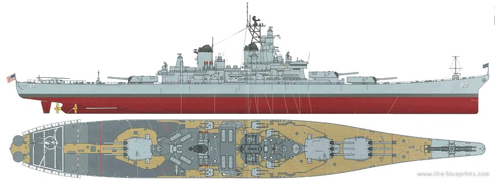 The-Blueprints.com - Blueprints > Ships > Ships (US) > USS ...