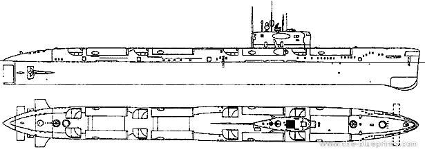ECHO class submarines
