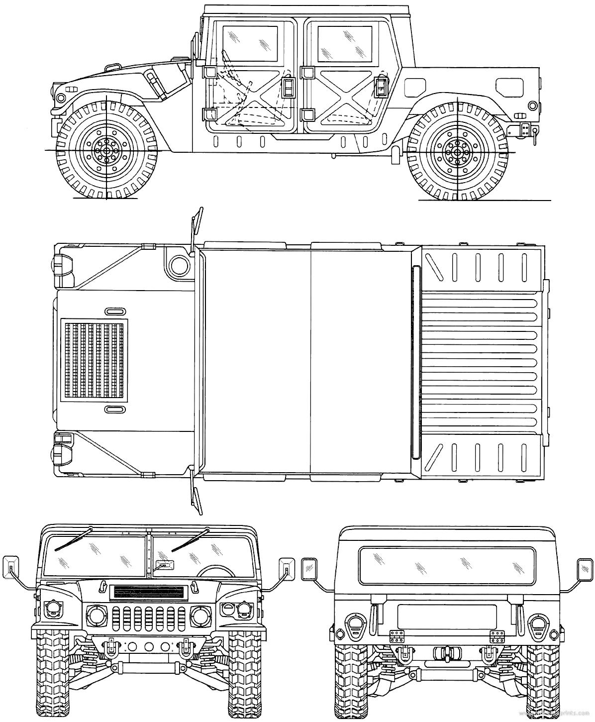 M105 Trailer Wiring Diagram : Hmmwv wiring schematic ward s electric range diagram