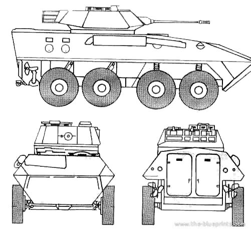 ACE: Model LAV-25