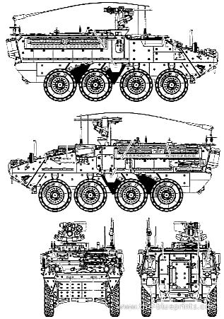 engine diagram for 2006 chevy colorado 4 cylinder engine the-blueprints.com - blueprints > tanks > tanks m > m1130 ... #5