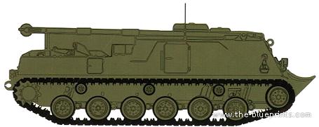 Blueprints tanks tanks m m88 arv m88 arv reheart Images