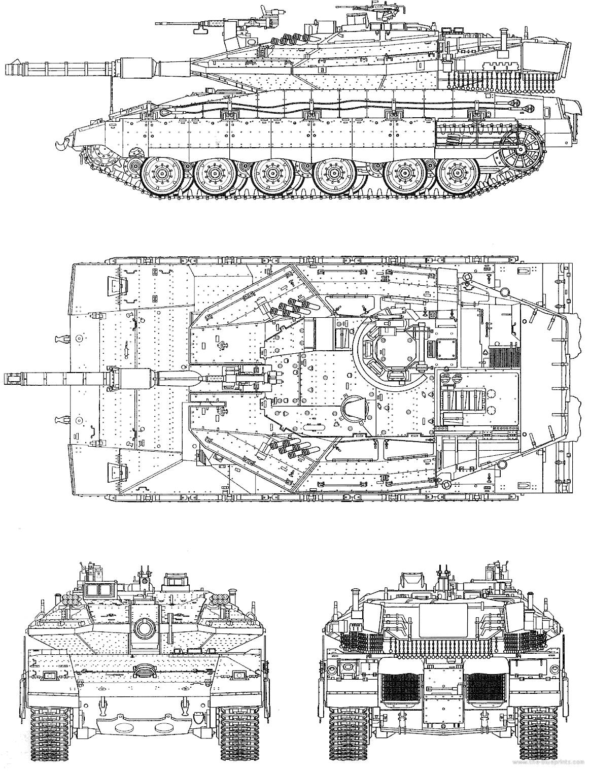 Top Ten Military Tanks KickassFacts com