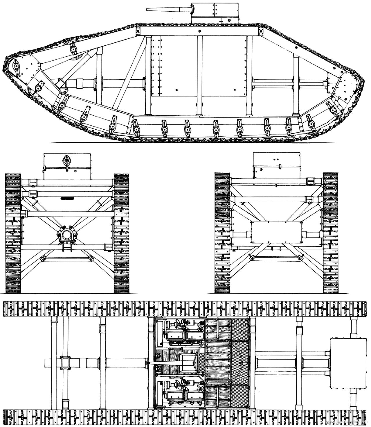 Fantastisch Pennsylvania Panzer Traktor Schaltplan Zeitgenössisch ...