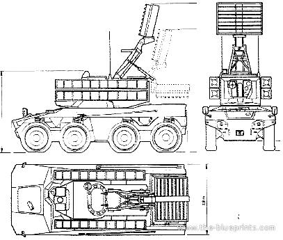 Blueprints Tanks Tanks U Z Za Hvm