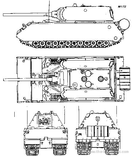 The Blueprints Com Blueprints Gt Tanks Gt Ww2 Tanks