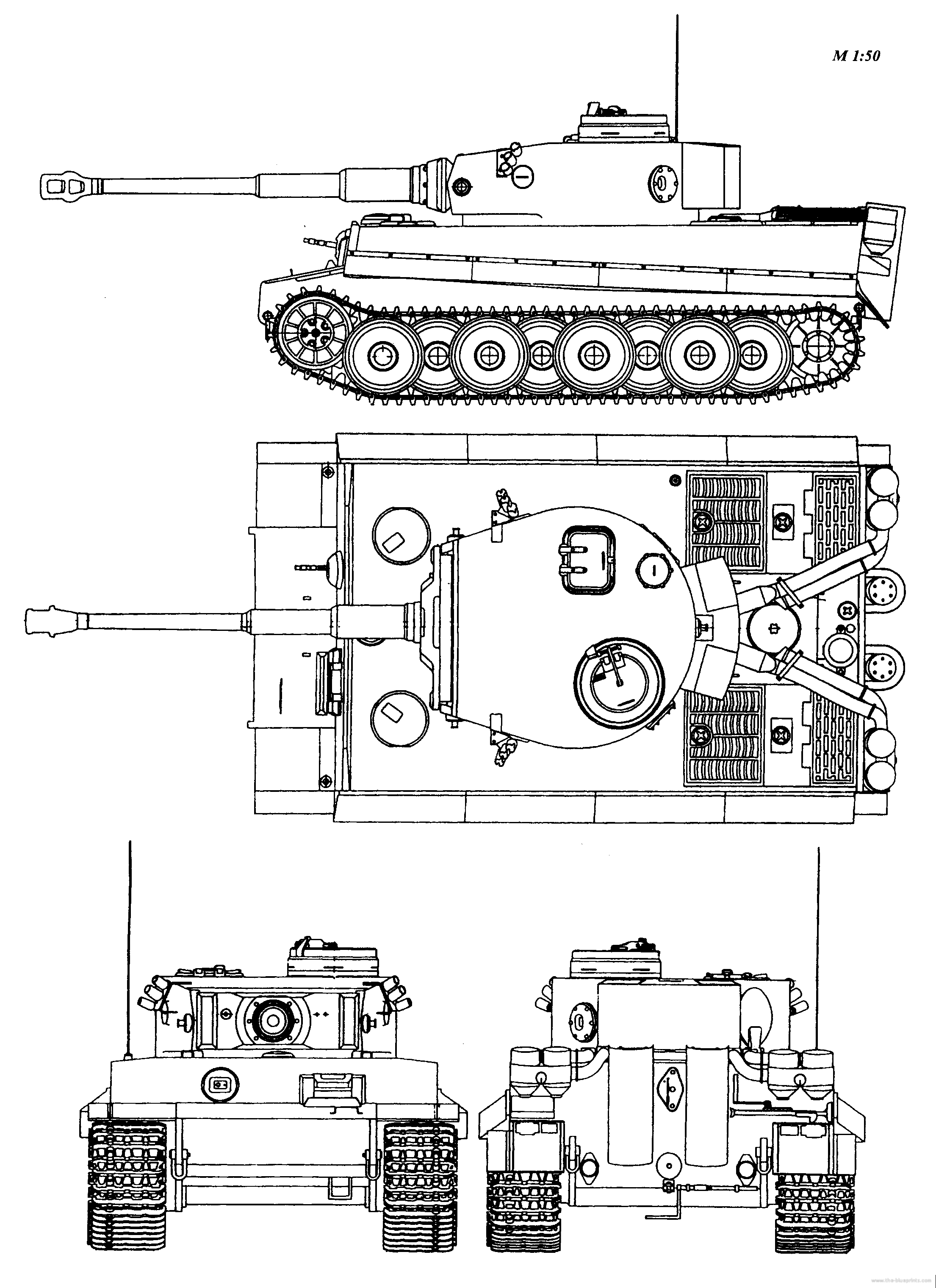 In Wwii German Tank Diagram Panzer Tanks Wire Diagrams Germany Wiring Tiger I 3d Model Videos Screenshots Fan Art War Thunder Clasic