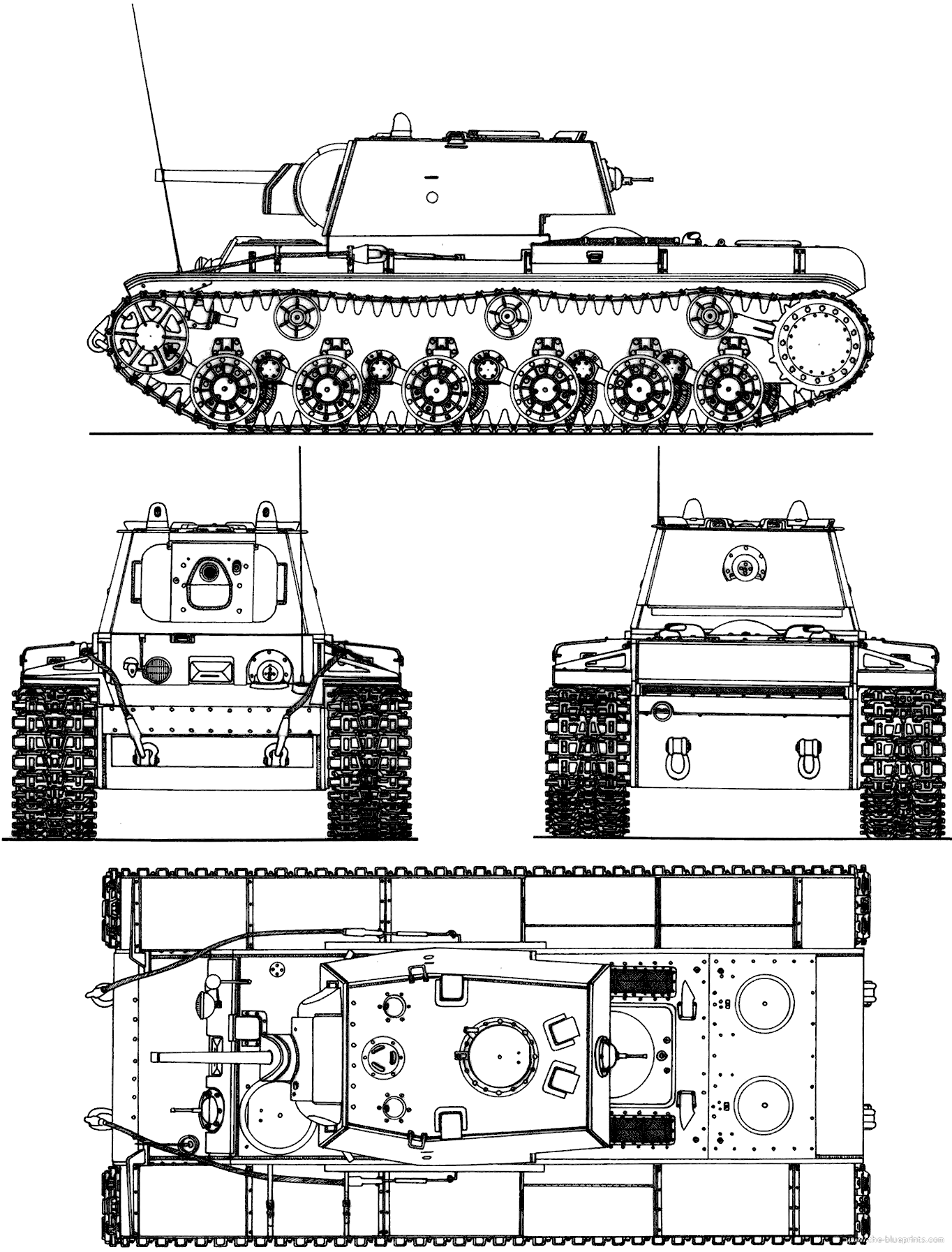 the blueprintscom blueprints tanks
