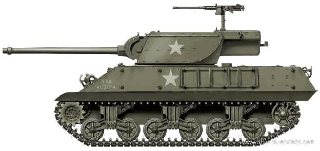 M36 Jackson (1943)