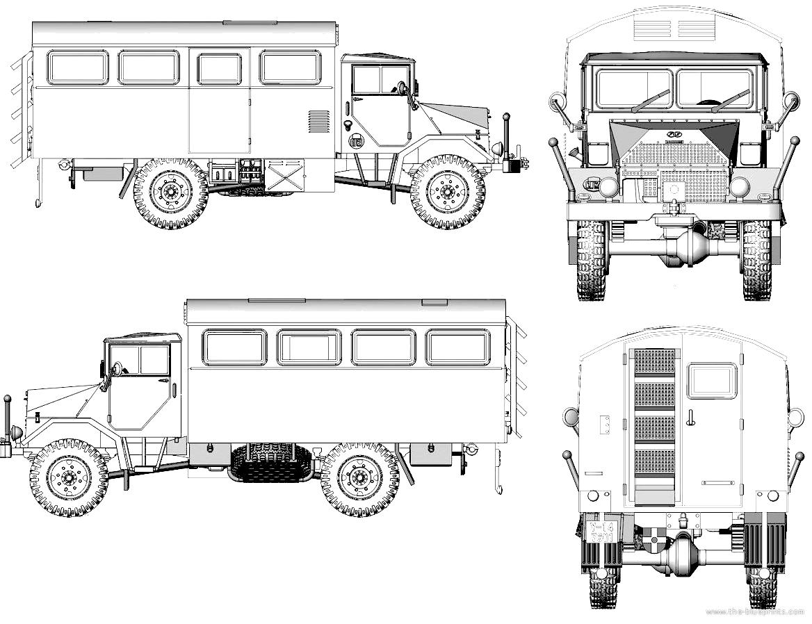 Ford G 398 Sam