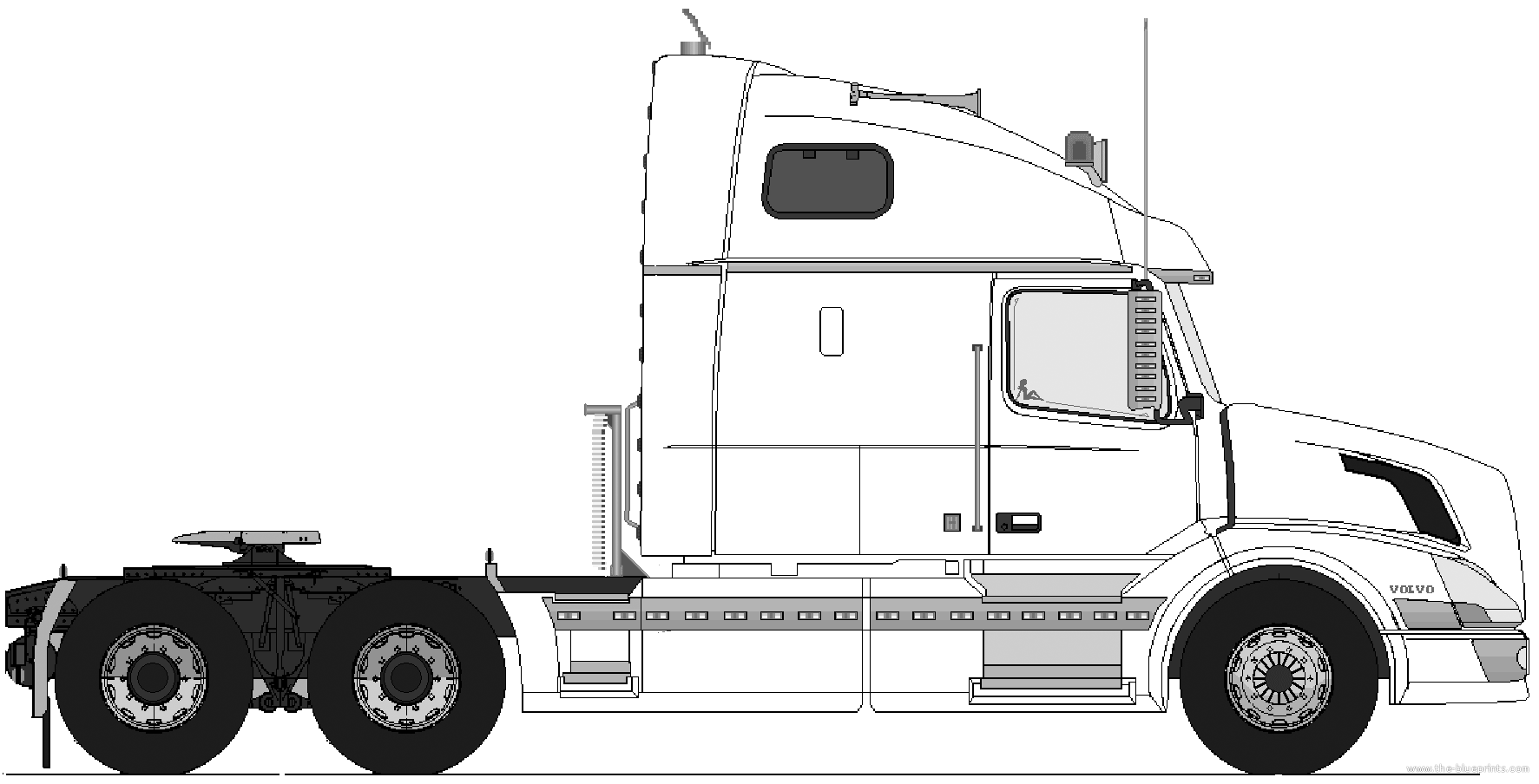 Volvo Vn Truck Wiring Diagrams. Volvo. Wiring Diagrams Instructions