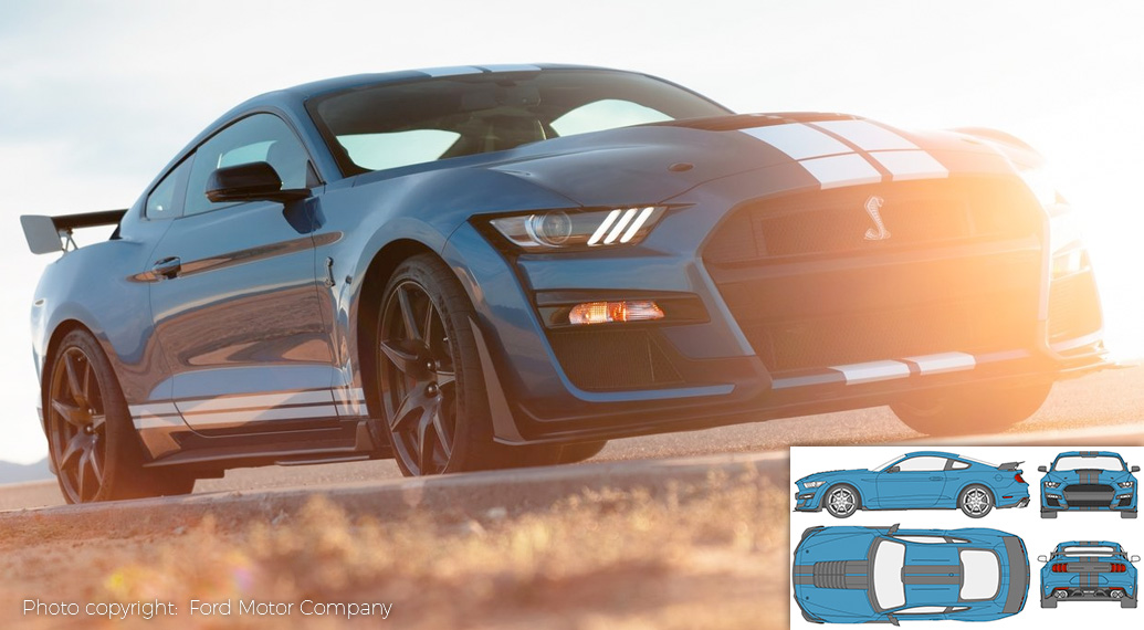 Shelby Mustang GT500 (2020)
